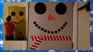 snowman door decorations snowman door decoration for christmas 12 11 15 59 tim and