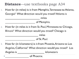 Distance direction and latitude longitude ppt video online