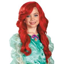 children u0027s red halloween wig discount wig supply
