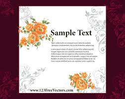 Wedding Card Design Background Blank Wedding Card Stock Vector Download 1 000 Vectors Page 1