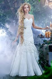 elsa wedding dress pics frozen inspired disney wedding dress is now available