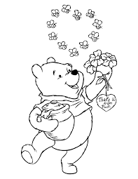 coloring page winnie the pooh coloring pages 47