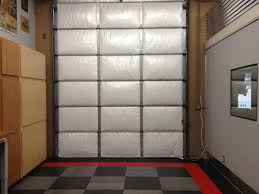 3 car garage door insulation kit r 9 fiberglass anco products