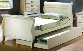 white twin sleigh bed nice white twin sleigh bed like sofa