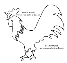 the 25 best rooster stencil ideas on pinterest rooster kitchen