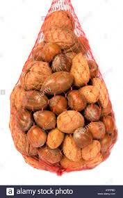christmas nuts bag of nuts for christmas stock photo royalty free image 5348028