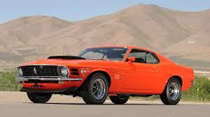 1969 mustang orange 1969 ford mustang 429 429cid 4v v8