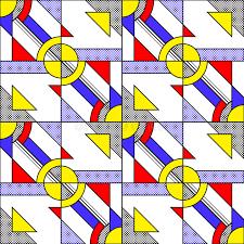 roy lichtenstein vector pop pattern stock vector image of black diagonal 31007911