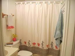 Apartment Bathroom Ideas by Wonderful Apartment Bathroom Ideas Shower Curtain Marvelous