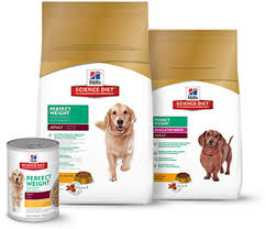 hill u0027s science diet perfect weight dry dog food 28 5 lb bag