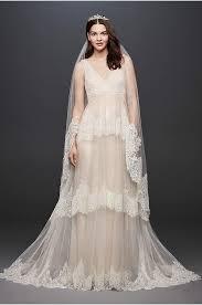 pictures of wedding dress mermaid trumpet wedding dresses david s bridal
