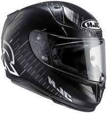 Hjc Cl 16 Hjc Rpha 11 Epik Trip Helmet Black Gray Largest