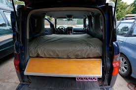2014 Honda Element Dogs And Honda Element Bed Platform Steph Davis High Places