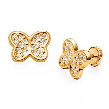 earrings s 14k gold earrings tinyblessings