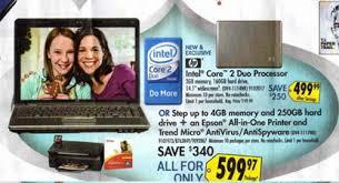 best buy printer black friday black friday hp pavilion dv4 for 499 at best buy
