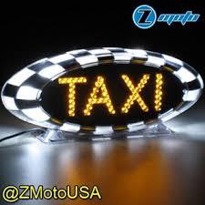 Taxi Light Z Moto Usa Taxi Cab Light Led Top Cab Light Facebook
