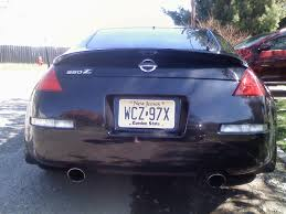 Nissan 350z New - infamy2k 2003 nissan 350z specs photos modification info at