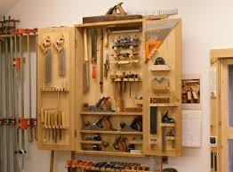 Tool Storage Cabinets New Tool Cabinet Packs In A Lot Of Storage Finewoodworking
