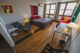 deluxe double room with balcony park view the design 155 euros