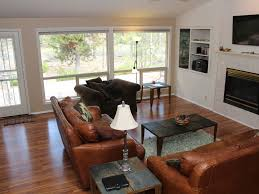 single level floor plans single level comfy sunriver home with open floor plan u0026 close to
