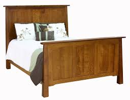 bedroom beautiful shaker bed furniture amish tables amish wood