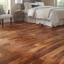 Brazilian Koa Hardness by Acacia Asian Walnut Blonde Hardwood Flooring Prefinished Solid
