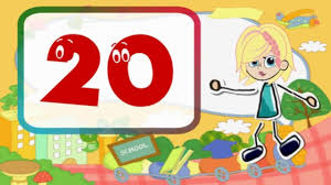counting 1 to 20 for kids video dailymotion