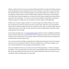 howtogetfreerobux pdf docdroid