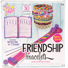 bracelet braid kit images Just my style friendship bracelet design kit by horizon group usa jpeg