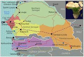 Dakar Senegal Map First Report Of Sylvatic Denv 2 Associated Dengue Hemorrhagic