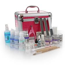 professional nail decoration set acrylic nail kit set or uv gel
