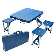 portable folding picnic table portable folding picnic table blue malaysia daily sales