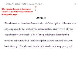 apa format directions writing a paper in apa format download httpwritingsdepot