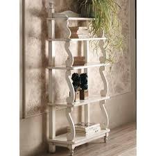 etagere legno etag礙re shabby in legno colore bianco cm 70x30x148h collyshop