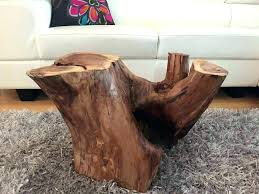 tree trunk coffee table surprising tree trunk coffee table ideas on office remodelling tree