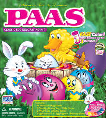 easter egg coloring kits seasonal distribution inc paas easter egg products