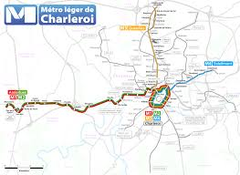 Brussels On World Map by Charleroi Metro Wikipedia