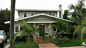 Two Story Craftsman What Is An Airplane Bungalow