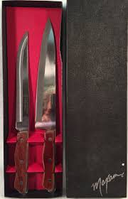 maxam 2 piece stainless steel knife set ebay