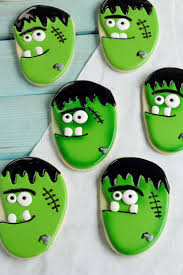 Halloween Decorations For Cakes by 28 Homemade Halloween Cookie Ideas Recipes U0026 Decorating Tips For
