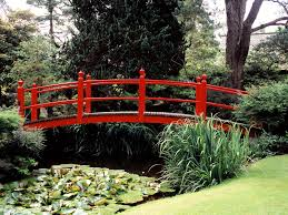 awesome japanese garden design plans red arch bridge advice for