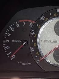 lexus key battery replacement is200 really low idle lexus is forum