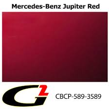 g2 brake caliper paint systems 589 3589 mercedes benz jupiter red