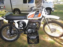 vintage yamaha motocross bikes oldmotodude yamaha mx100 at portland international raceway