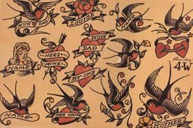 norman collins tattoos sailor jerry