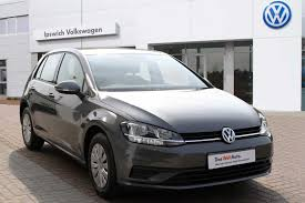 volkswagen grey find a used grey vw golf mk7 facelift 1 0 tsi s bmt 85 ps 5dr in