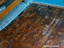 How To Pull Up Carpet From Hardwood Floors - cranberry morning refinishing hardwood floors
