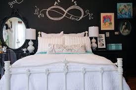 black walls in bedroom 35 bedrooms that revel in the beauty of chalkboard paint