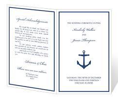 bling wedding programs wedding program template printable instant anchor