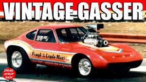 vintage opel cars 1984 vintage gasser drag racing opel comp car nhra spring